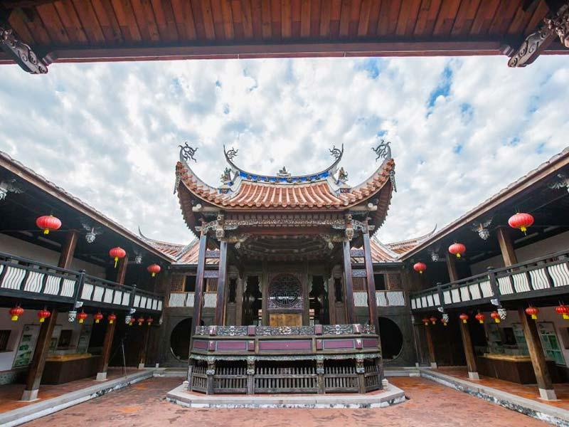 Wufeng Lin Family Garden