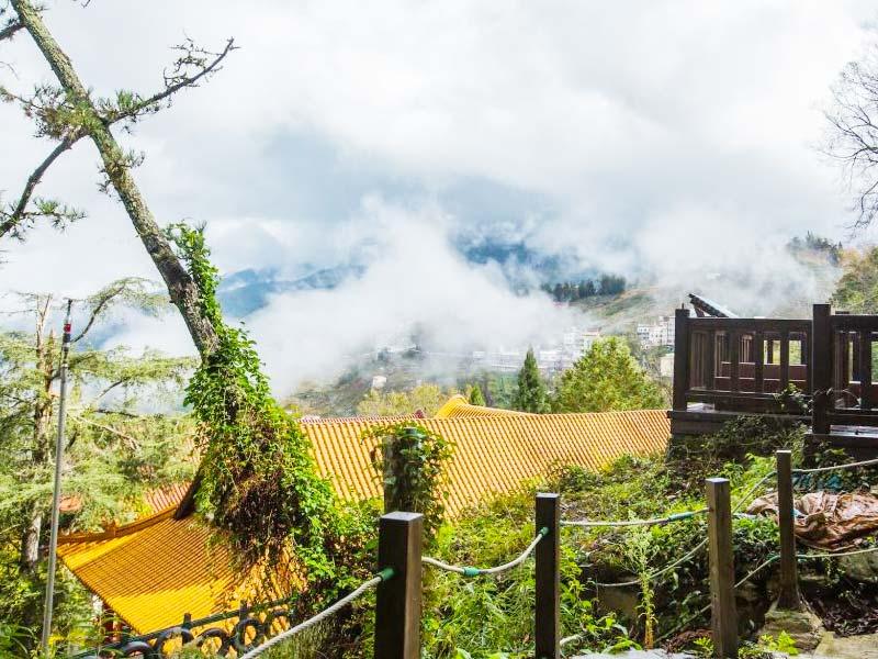 Lishan Scenic Area